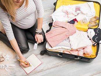 O que levar para maternidade? Uma lista para mamães de primeira viagem