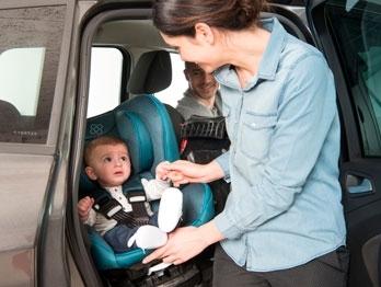 Bebê conforto virado para frente: quando utilizar?