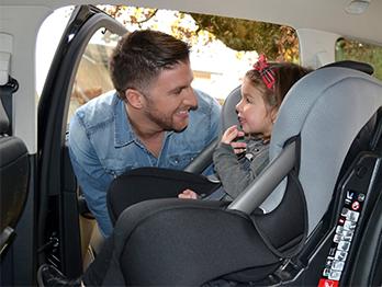 Como acostumar o bebê na cadeirinha do carro?